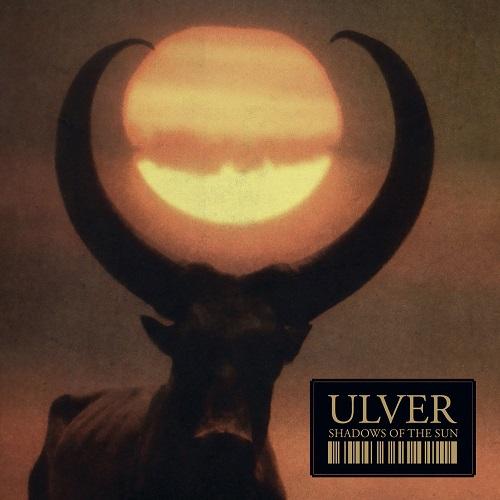 Ulver - Shadows Of The Sun - Cover
