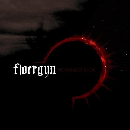 Fjoergyn - Monument Ende - Cover