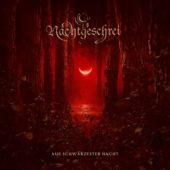 Nachtgeschrei - Aus schwärzester Nacht - CD-Cover