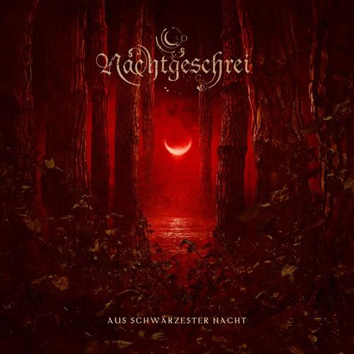 Nachtgeschrei - Aus schwärzester Nacht - Cover