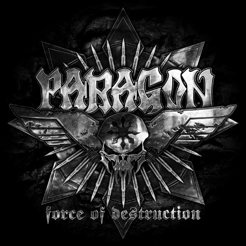 Paragon  - Force Of Destruction - Cover