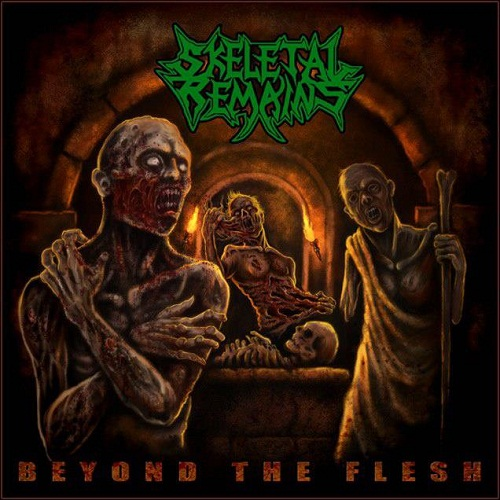 Skeletal Remains - Beyond The Flesh - Cover