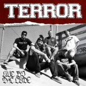 Terror - Live By The Code - CD-Cover