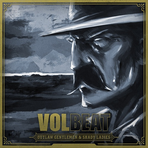 Volbeat - Outlaw Gentlemen & Shady Ladies - Cover