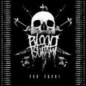 Blood Tsunami - For Faen - CD-Cover