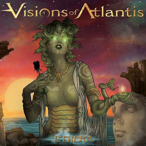 Visions Of Atlantis - Ethera - Cover