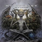 Hypocrisy - End Of Disclosure - CD-Cover