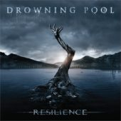 Drowning Pool - Resilience - CD-Cover