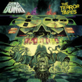 Gama Bomb - The Terror Tapes - CD-Cover