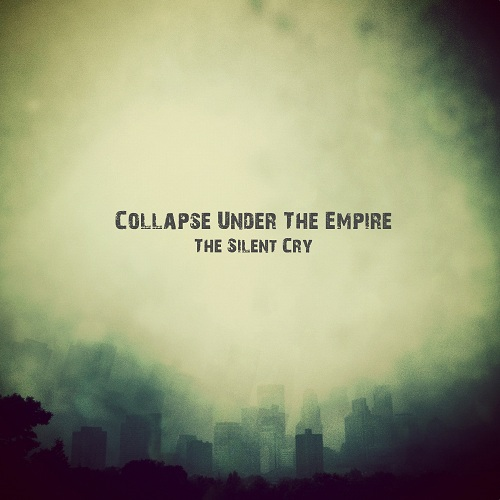 Collapse Under The Empire - The Silent Cry (MCD) - Cover