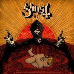 Cover - Ghost – Infestissumam