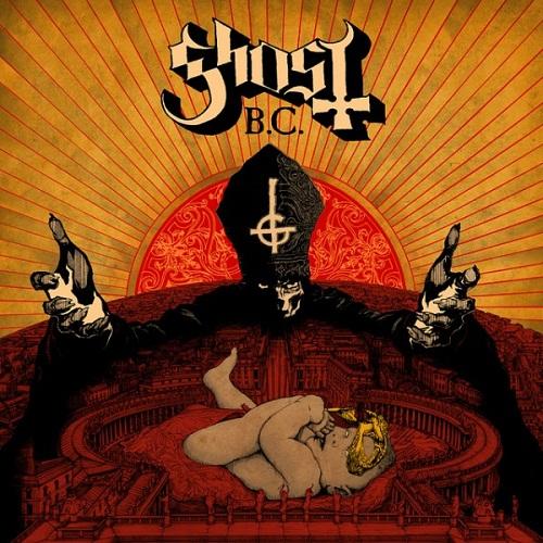 Ghost - Infestissumam - Cover