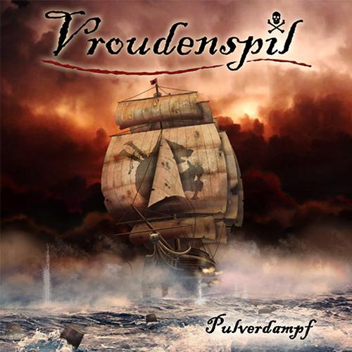 Vroudenspil - Pulverdampf - Cover