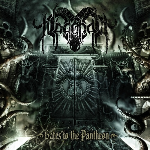 Negator - Gates To The Pantheon - Cover