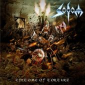 Sodom - Epitome Of Torture - CD-Cover