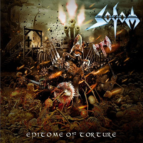 Sodom - Epitome Of Torture - Cover