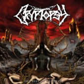 Cryptopsy - The Best Of Us Bleed - CD-Cover