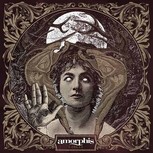 Amorphis - Circle - Cover