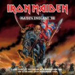 Cover - Iron Maiden – Maiden England ´88 (DVD)