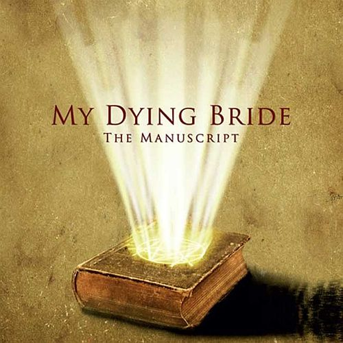 My Dying Bride - The Manuscript (EP) - Cover