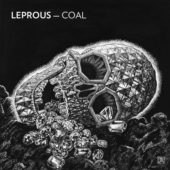 Leprous - Coal - CD-Cover