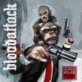 Bloodattack - Alphakiller - CD-Cover