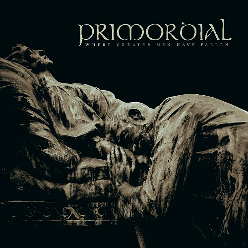 Primordial - Where Greater Men Have Fallen - Cover
