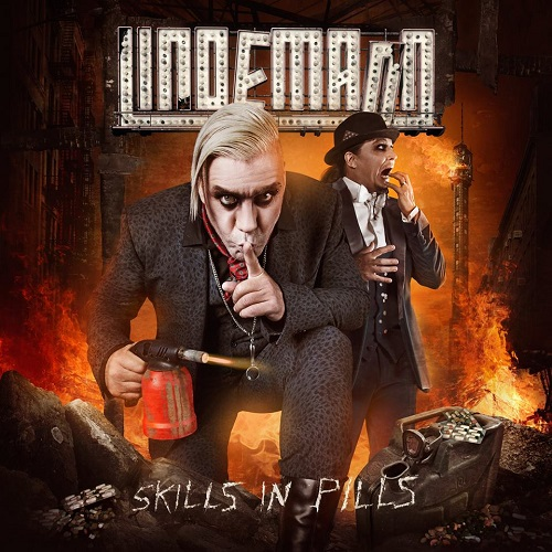 Lindemann - Skills In Pills - Cover