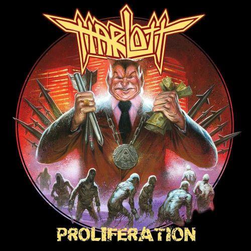 Cover - Harlott – Proliferation