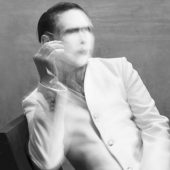 Marilyn Manson - The Pale Emperor - CD-Cover