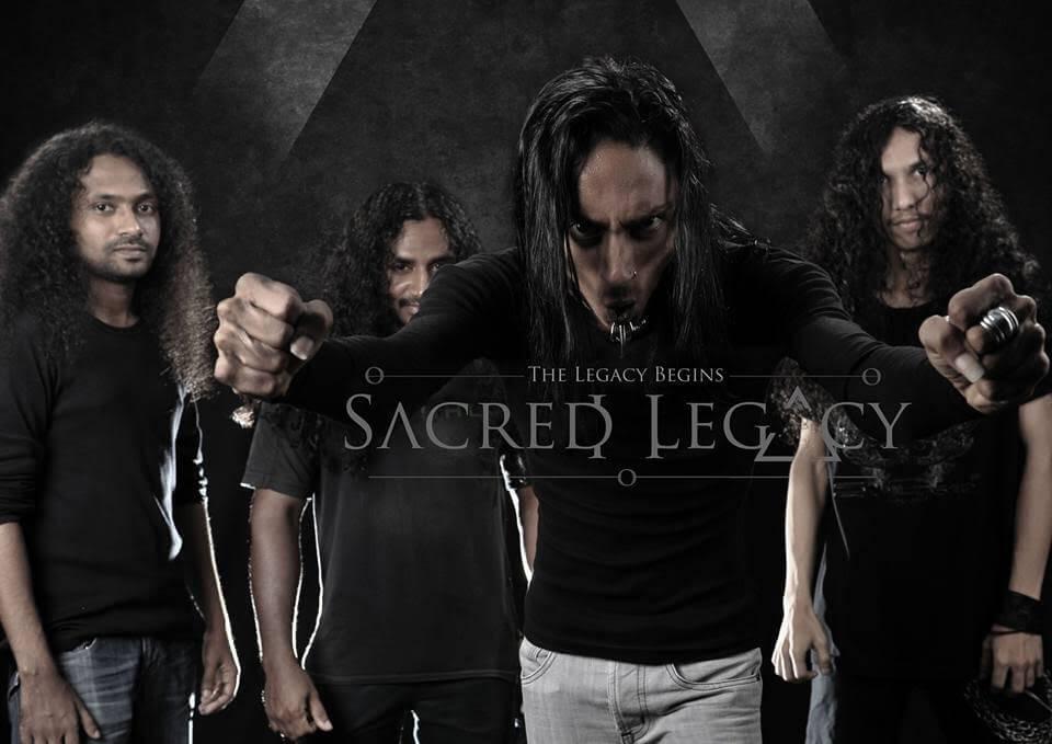 Shahyd Legacy - band