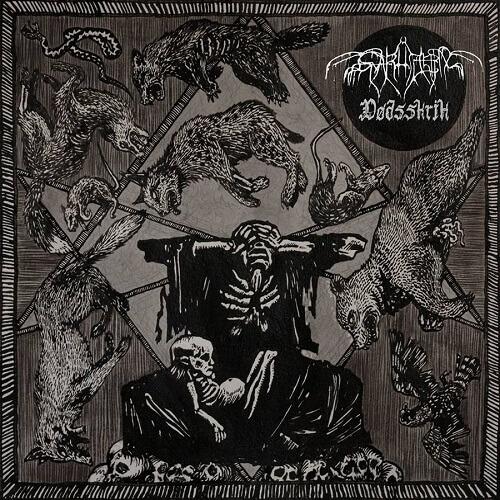 Svarttjern - Dødsskrik - Cover