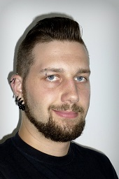 Foto des Redakteurs Moritz Grütz