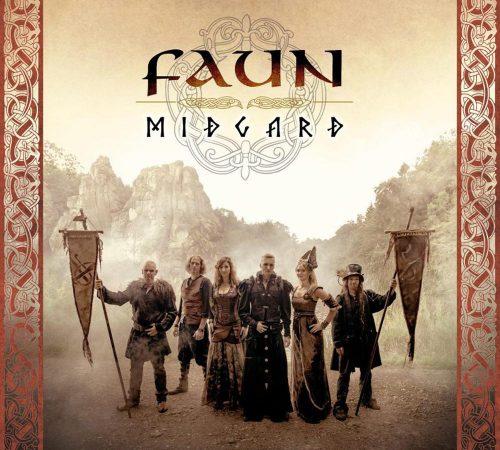 Faun - Midgard - Cover