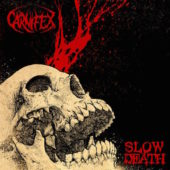 Carnifex - Slow Death - CD-Cover