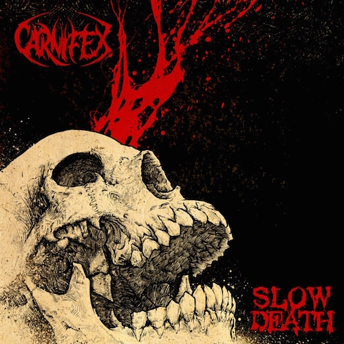 Carnifex - Slow Death - Cover