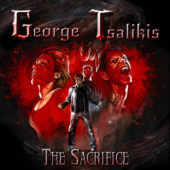 George Tsalikis - The Sacrifice  - CD-Cover