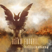 Haiku Funeral - Hallucinations - CD-Cover