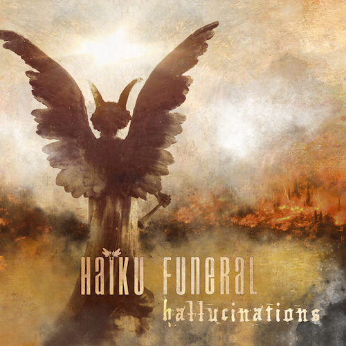 Haiku Funeral - Hallucinations - Cover