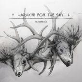 Harakiri For The Sky - III: Trauma - CD-Cover