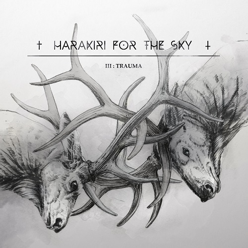Harakiri For The Sky - III: Trauma - Cover