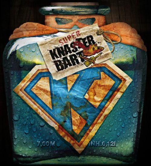 Knasterbart - Superknasterbart - Cover