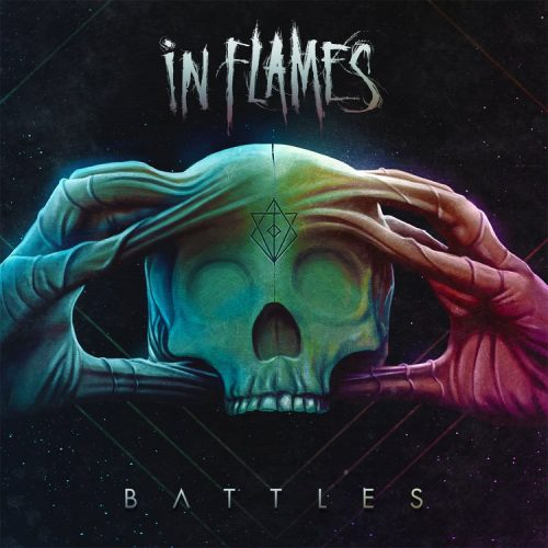In Flames - Battles - Cover