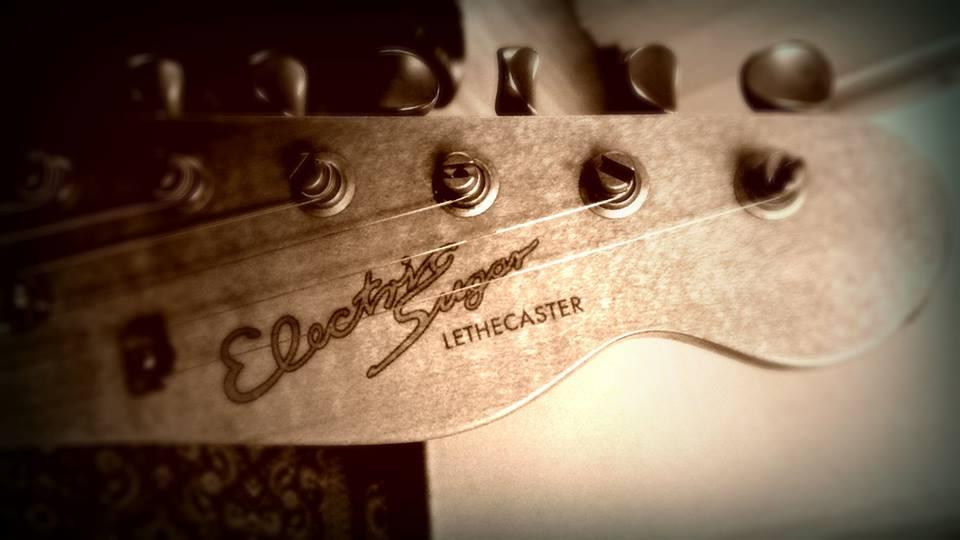 Nocte Obducta Gitarre
