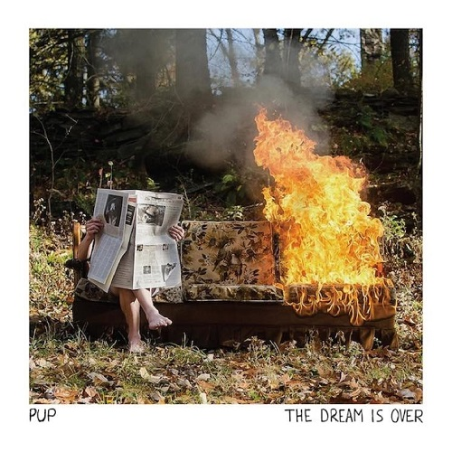 Pup - The Dream Is Over - Cover