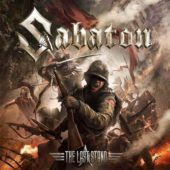 Sabaton - The Last Stand - CD-Cover