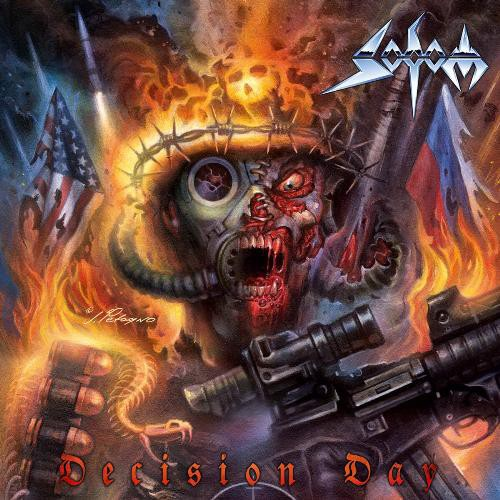 Sodom - Decision Day - Cover