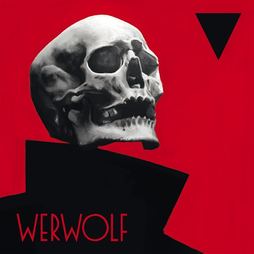 Valborg - Werwolf (EP) - Cover