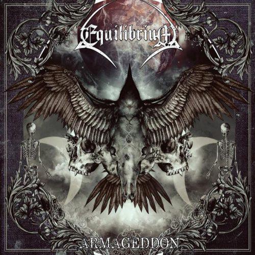 Equilibrium - Armageddon - Cover