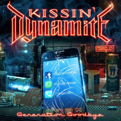 Kissin' Dynamite - Generation Goodbye - Cover